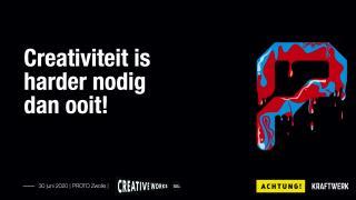 Creativiteit is harder nodig dan ooit! Presentatie: Boris Nihom