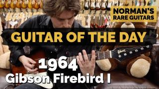 1964 Gibson Firebird I