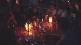 Kitchen party bij Juan Amador in Wenen