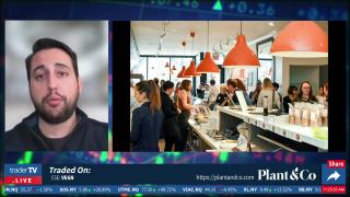 Plant & Co. Shawn Moniz, CEO.