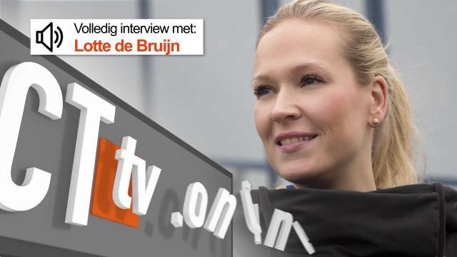 Podcast Interview Lotte de Bruijn - Directeur Nederland ICT