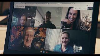 Promo nieuwjaarsfilm gemeente Harderwijk: 'Houd moed'