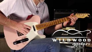 Fender Custom Shop Wildwood 10 Relic-Ready 1952 Telecaster • SN: R101101