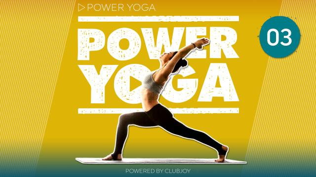 Power Yoga 3