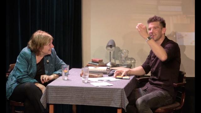 Bart Gielen in gesprek met Marita Mathijsen