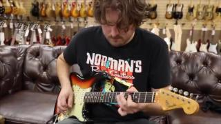 Guitar of the Day 1965 Fender Stratocaster Sunburst