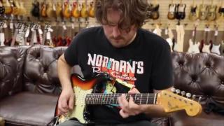 Guitar of the Day 1965 Fender Stratocaster Sunburst