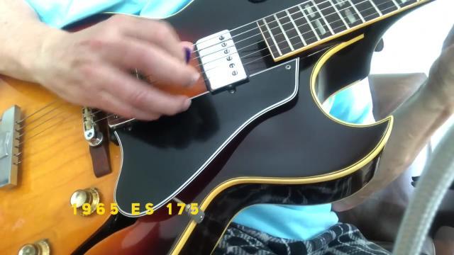 Friday: 1965 Gibson 175