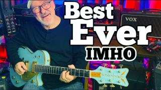 Tim Pierce: This Guitar Changed EVERYTHING....