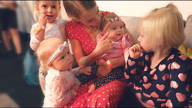 DEZE BABY HEET OOK LUXY! ( DYTG 2019) | Bellinga Familie Vloggers #1424