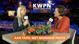 Aan tafel met Monique Peutz