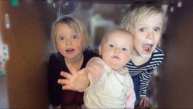 XL MEGA FORT BOUWEN  | Bellinga Familie Vloggers #1337