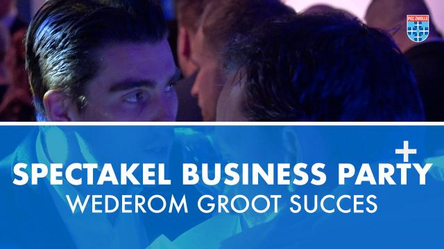 sPECtakel Business Party wederom groot succes