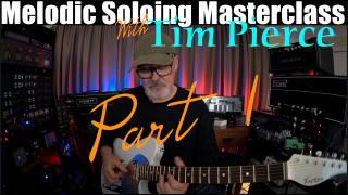 AGN Marketplace: Melodic Soloing Masterclass: Part 1: 'A' section