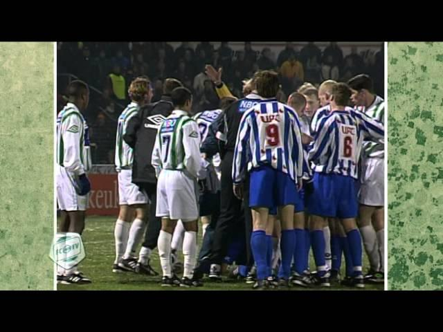 21 december 2000: FC Groningen - sc Heerenveen 2-1