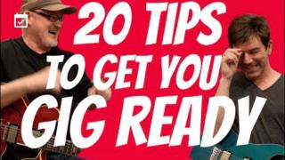 Tim Pierce: 20 guitar TIPS you MUST know to always be READY