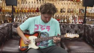 968 Fender Telecaster Custom Sunburst