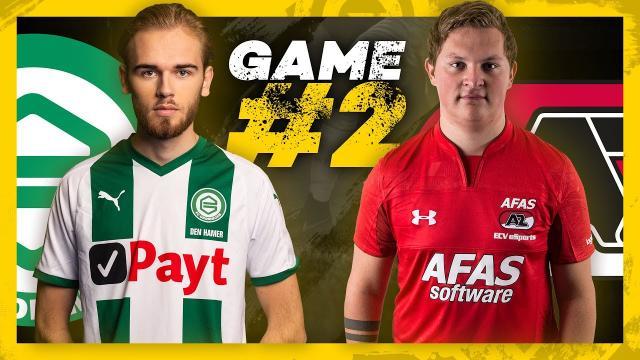 eDivisie | FC Groningen - AZ game 2