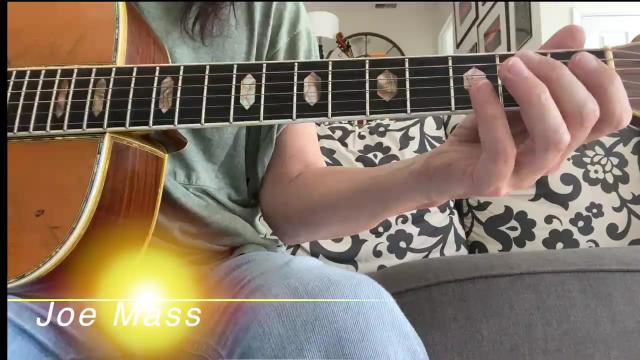 Tip Of The Mornin' Joe: chord substitutions