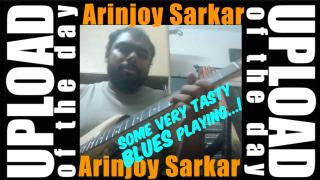 Minor Blues Jam- Arinjoy Sarkar