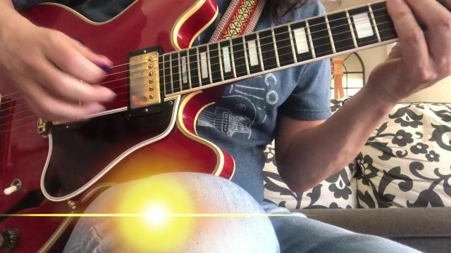 Morning Joe Mass:  '64 Gibson 335 mono