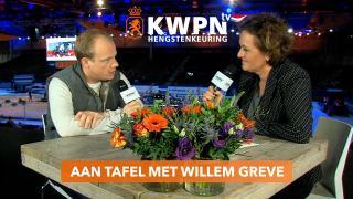 Aan tafel met Willem Greve