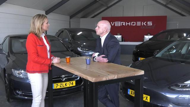 Ondernemerslounge (RTL7) | 3.2.06 | Laurien bij Financial Auto Lease