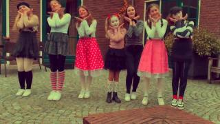 Kerstclip van Dansschool Anouk Dance Experience