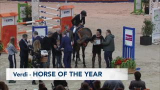 Verdi Horse of the Year