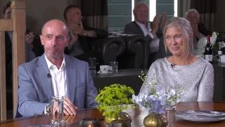 Ondernemerslounge (RTL7) | 1.2.08 | Harry van Houdt en Monique Londema