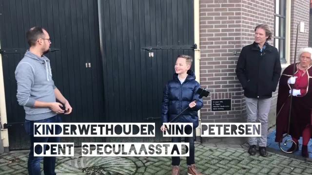 Opening Speculaasstad