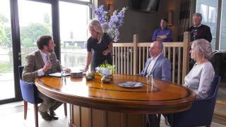 Ondernemerslounge (RTL7) | 1.2.07 | Den Leeuw Koffie Groep