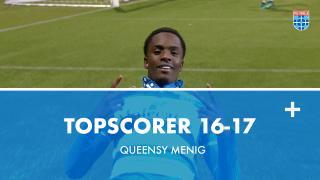Topscorer 16-17 | Queensy Menig