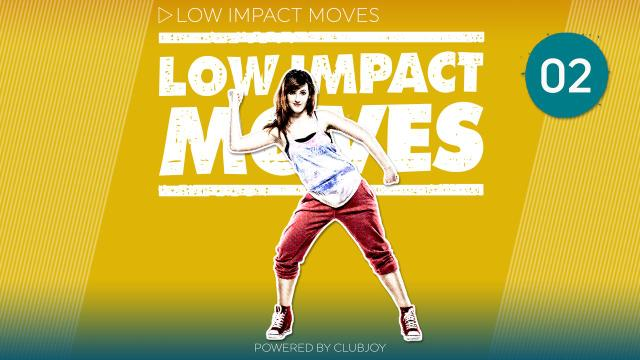 Low Impact Moves 2