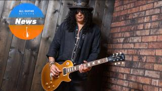 "Update: Dec 2nd, 2020: Slash ""Victoria"" Les Paul Standard Goldtop Joins the Gibson ""Slash Collection"""