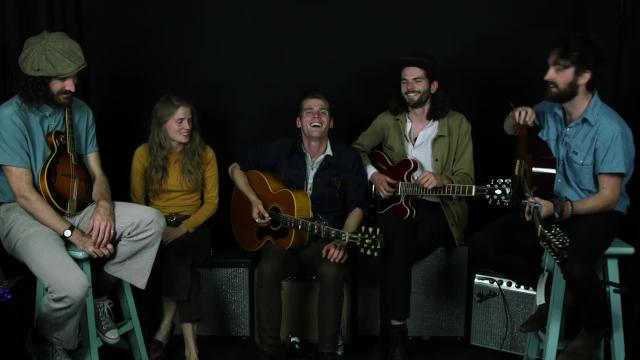 Nextdoor Sessions: Hudson Taylor: Feel It Again