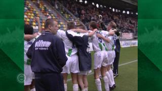 Historie FC Twente - FC Groningen
