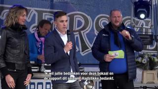 Ryan Thomas wint de Henk Timmer bokaal