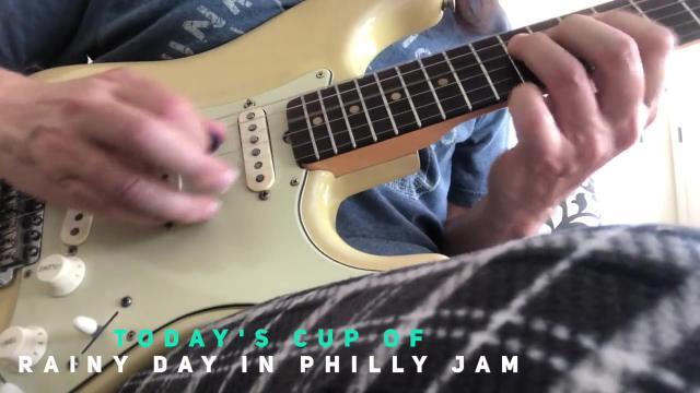 Tuesday: 1963 Fender Stratocaster
