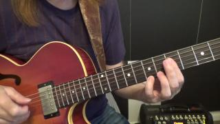 David Becker: 'Giant Steps' chord melody