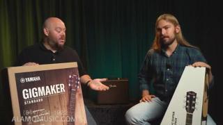 Best Acoustic Packs for Beginners Fender FA-115 Pack vs Yamaha Gigmaker F325D.