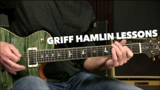 Griff Hamlin: Playing/Counting Rhythm & Lead Together