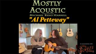 Nationally acclaimed guitarist and Grammy winner, Al Petteway