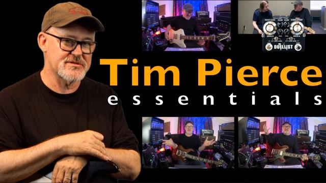 Tim Pierce Essentials: Essential Gary Clark Jr licks