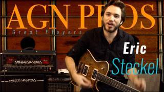 Blues-Metal master, Eric Steckel