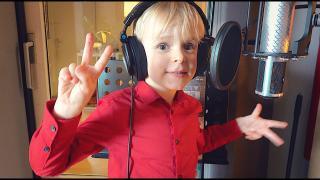 3DE LiEDJE VAN LUAN iN DE MAAK! ( cowboy lied) | Bellinga Vlog #1658