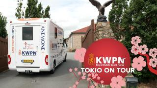 KWPN on Tour - Tokio 2021 - Ad Valk en Henk de Jong