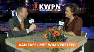 Aan tafel met Wim Versteeg