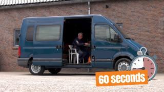 60 Seconds met Stalmeester Cor Vreeswijk