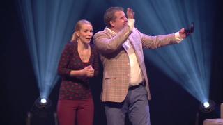 De Bellinga's - Theatershow 'Volg Je Hart'  (ochtend-editie)